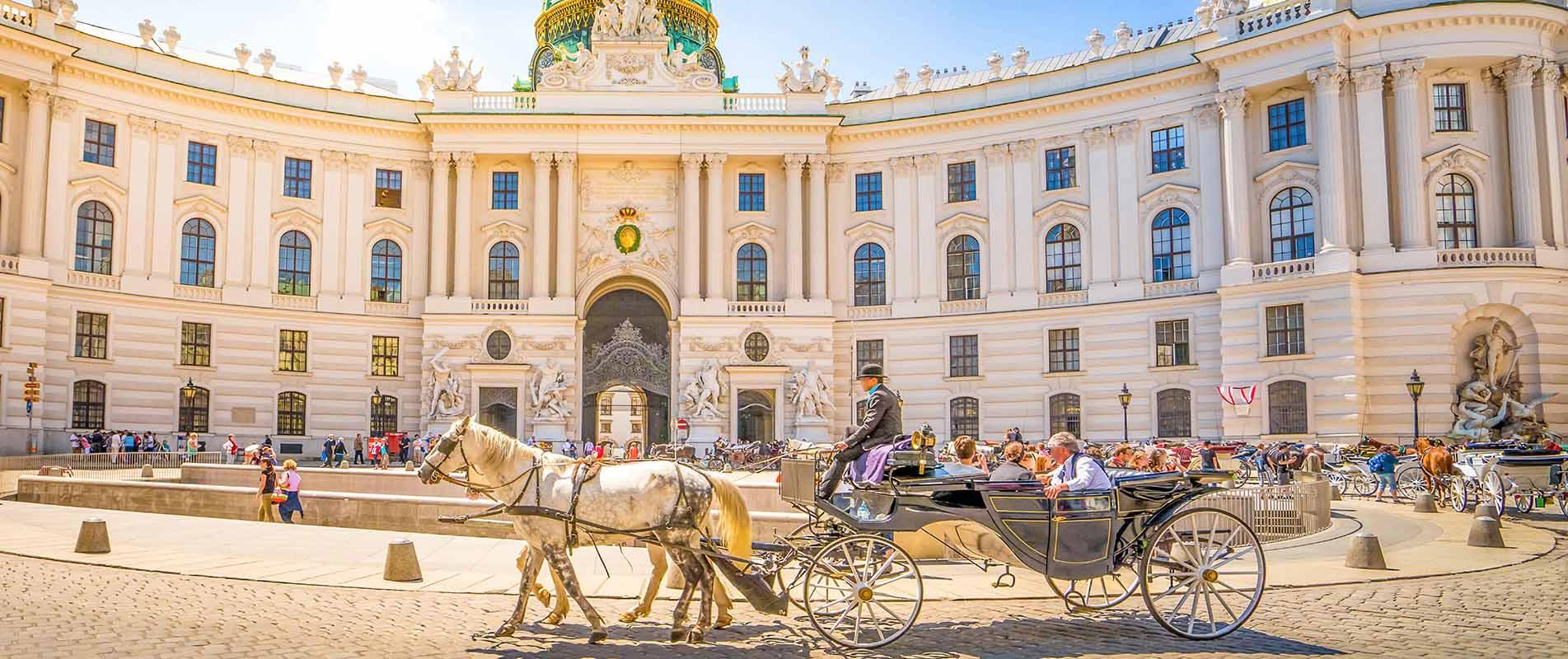 Austria - Vienna - Hofburg Palace 1 (main)