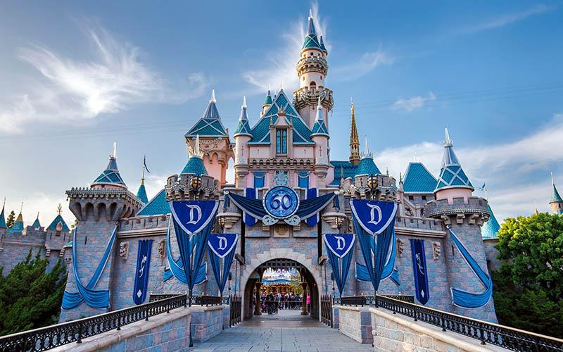 France - Paris - Disneyland 3