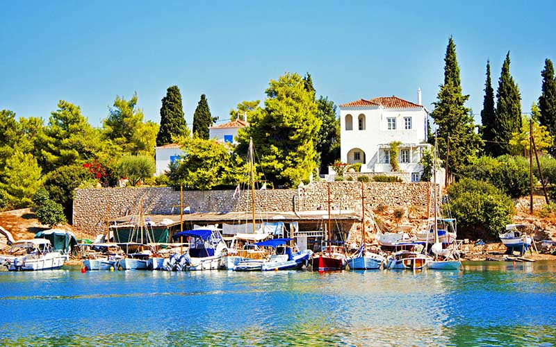 Greece - Spetses 12