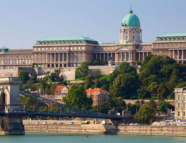 Hungary - Buda Castle 1