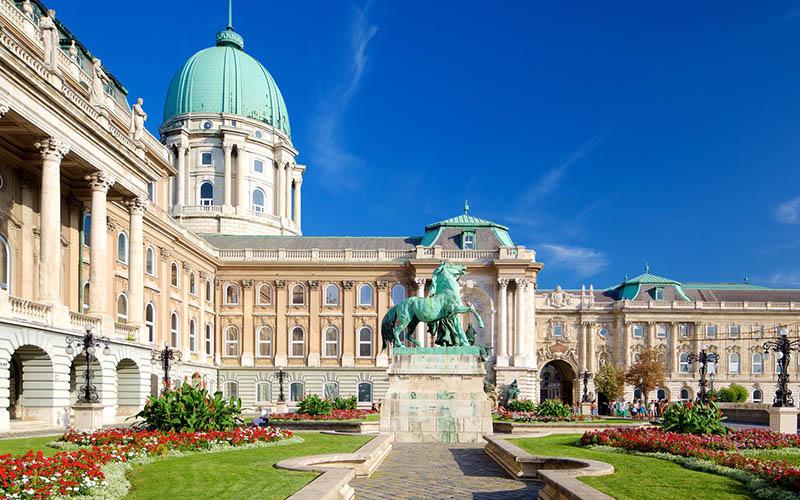 Hungary - Buda Castle 3