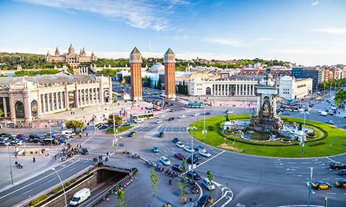 Spain - Barcelona - City Center 1 (featured)