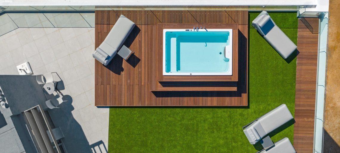 Penthouse Suite Sea View