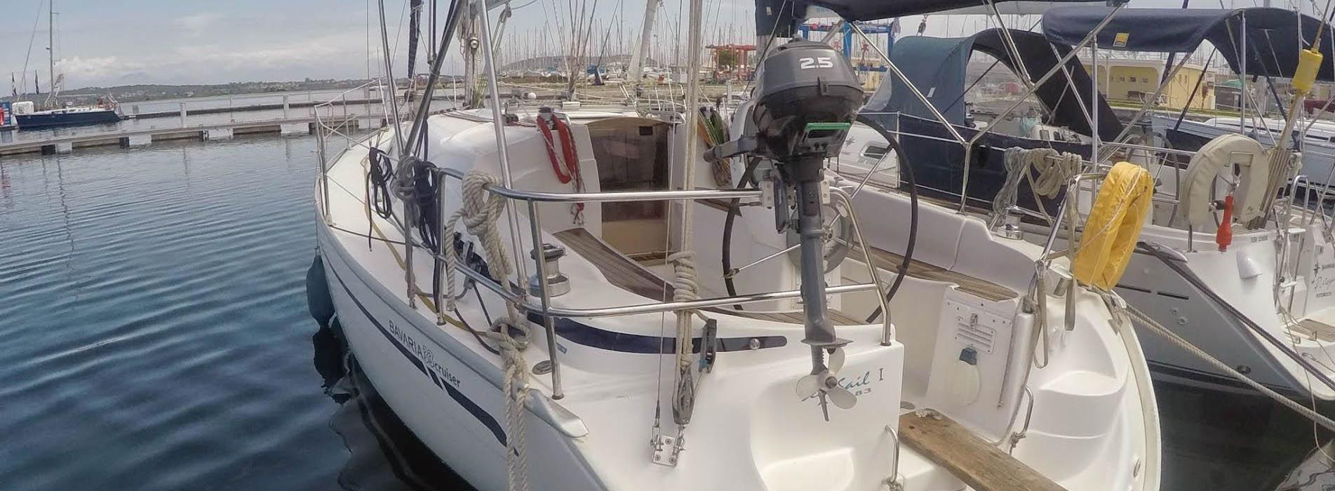 Bavaria 33 - Sea Sail 1 1 (main)