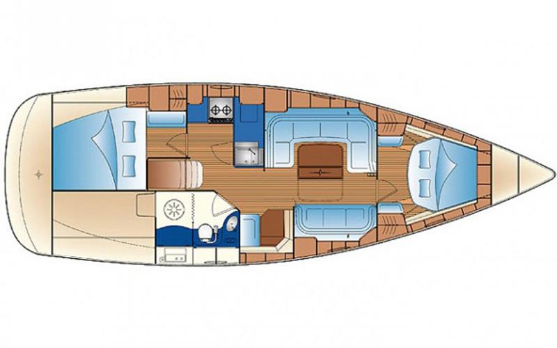 Bavaria 33 - Sea Sail 1 14