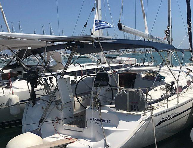 Bavaria 37 - Alexandros 1 1