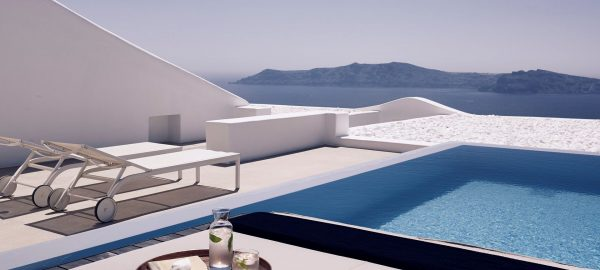 Cavo Tagoo Suite With Pool
