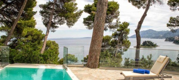 Deluxe Bungalow Sea View with Private Pool
