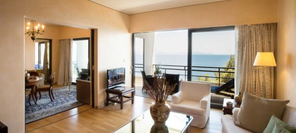 Grand Suite Sea View – Two Bedrooms