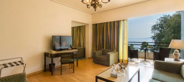 Two Bedroom Suite Sea View