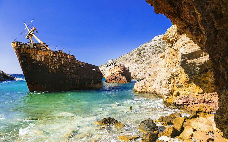 Greece - Amorgos 8