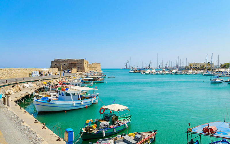 Greece - Crete - Heraklion 1