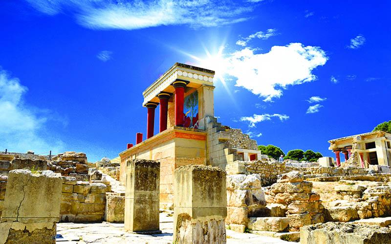Greece - Crete - Knossos 1