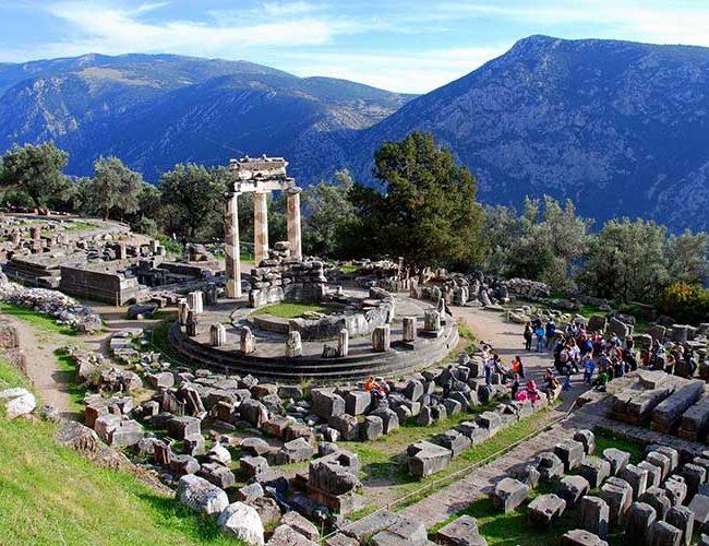 Greece - Delphi 1
