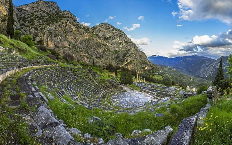 Greece - Delphi 2