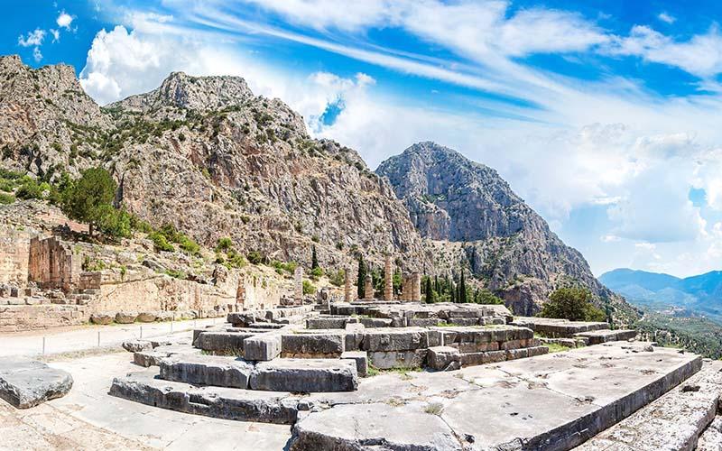 Greece - Delphi 3