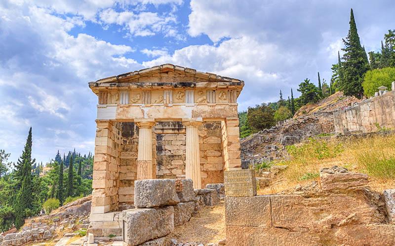 Greece - Delphi 5
