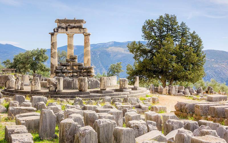 Greece - Delphi 6