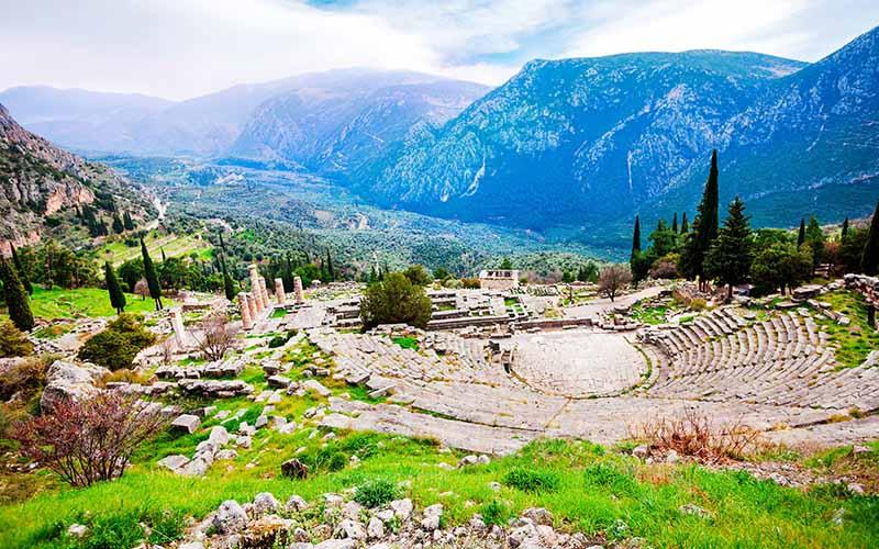 Greece - Delphi 7