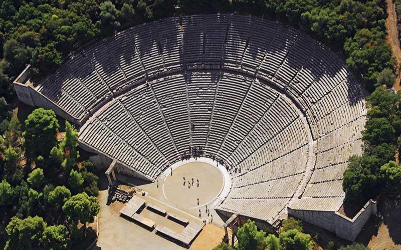 Greece - Epidaurus 1