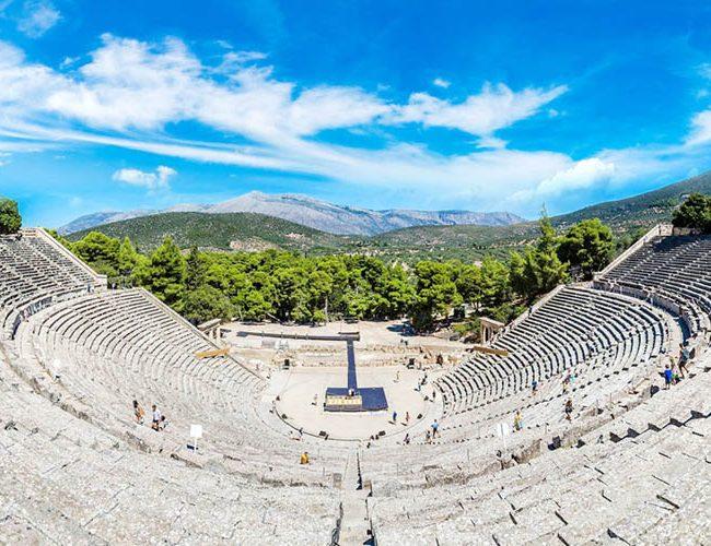 Greece - Epidaurus 3