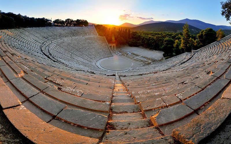 Greece - Epidaurus 4