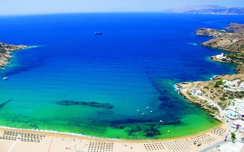Greece - Ios 8