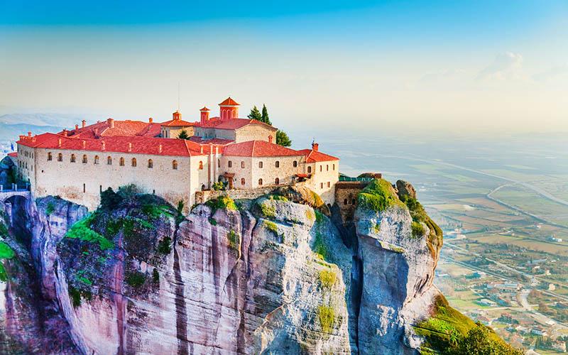 Greece - Meteora 1