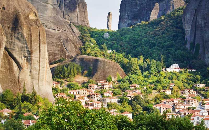 Greece - Meteora 2