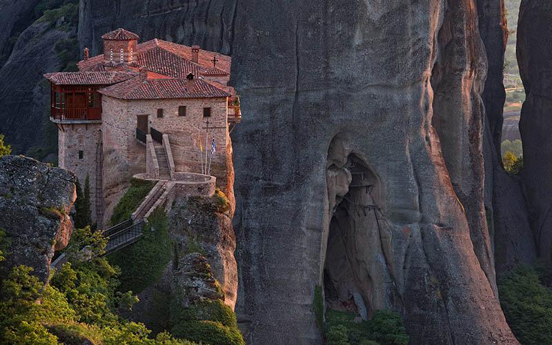 Greece - Meteora 6