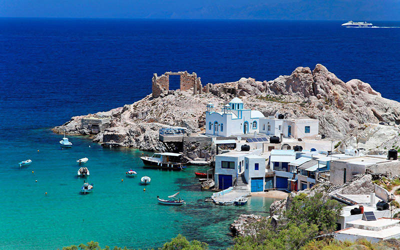 Greece - Milos 2