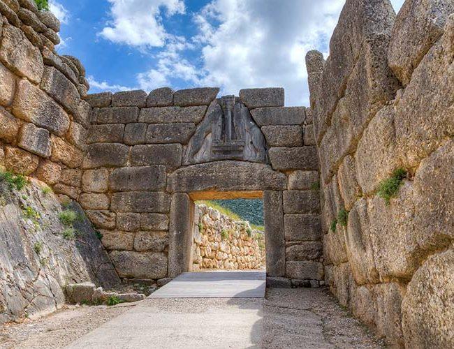 Greece - Mycenae 1