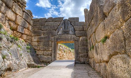 Greece - Mycenae 1 (featured)
