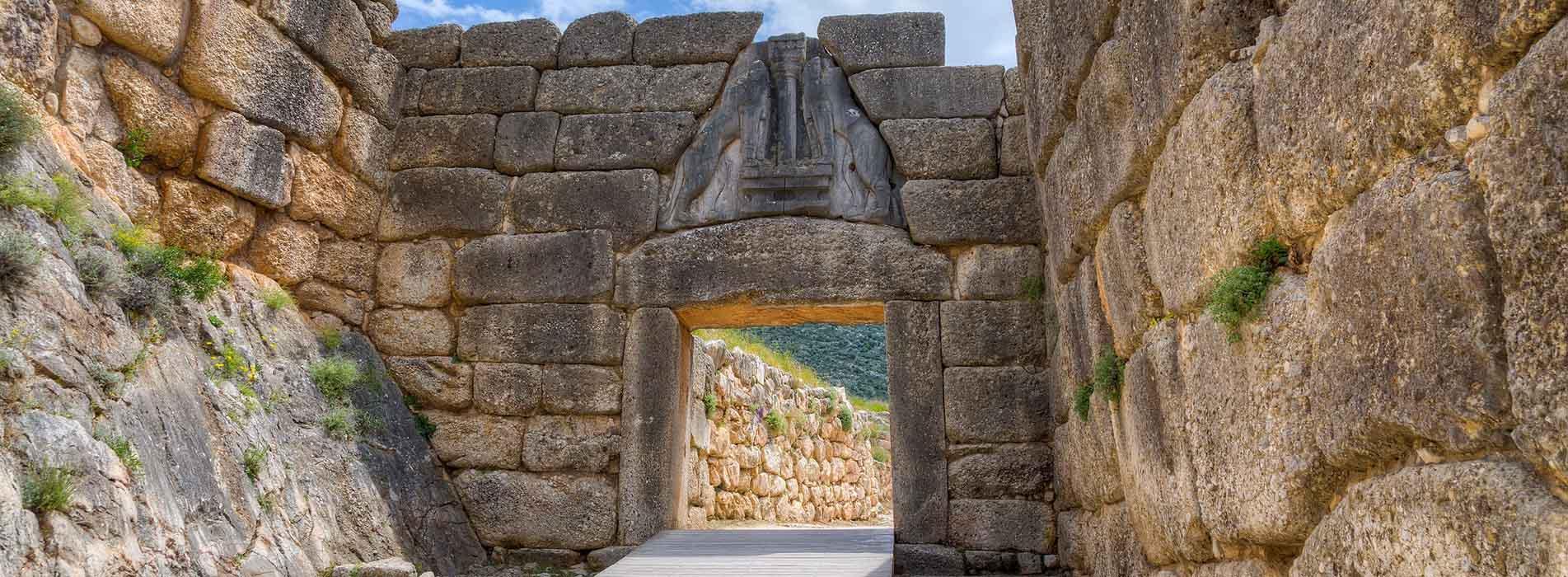 Greece - Mycenae 1 (main)
