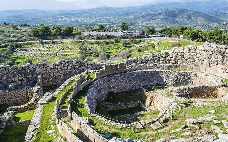 Greece - Mycenae 2