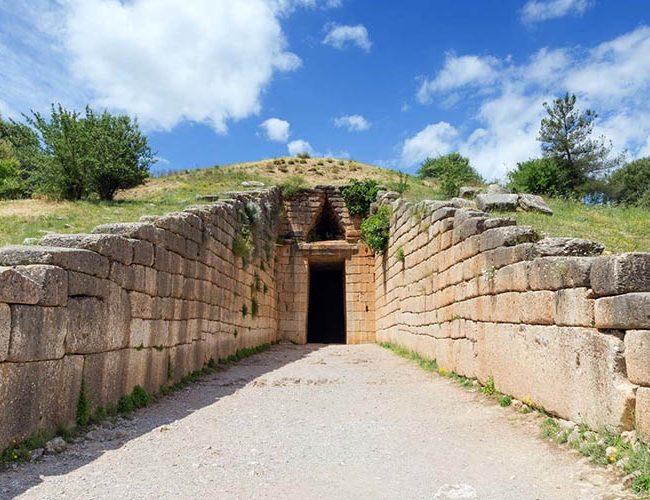 Greece - Mycenae 3