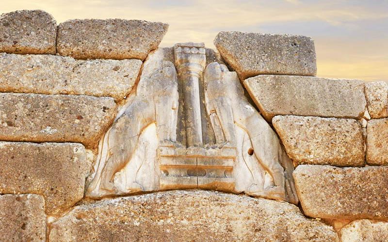Greece - Mycenae 4