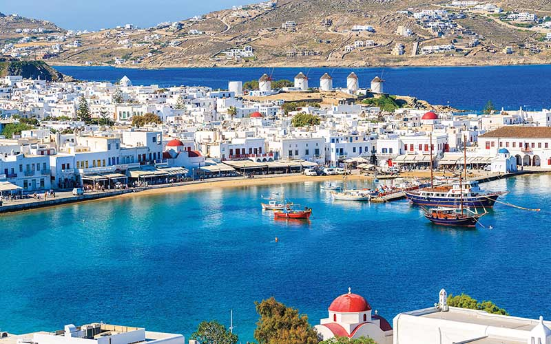Greece - Mykonos 1
