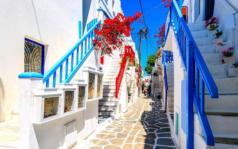 Greece - Mykonos 10