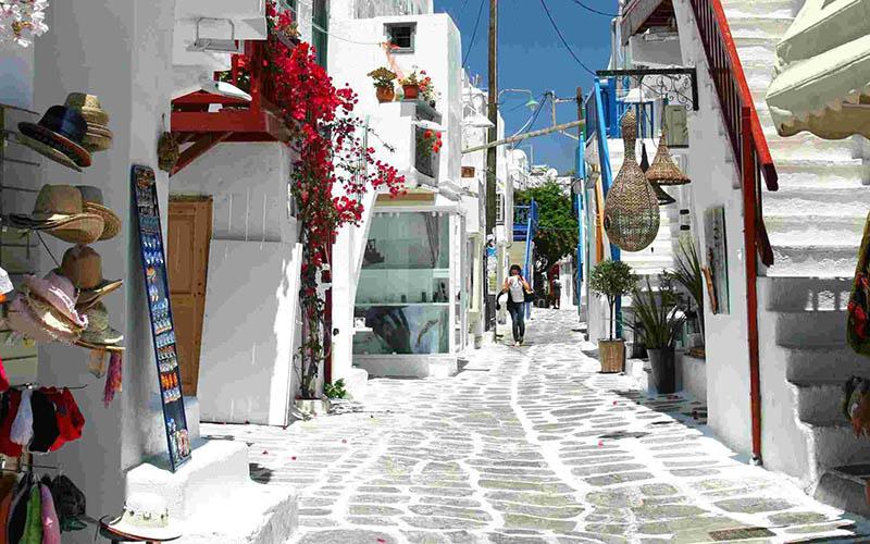 Greece - Mykonos 11