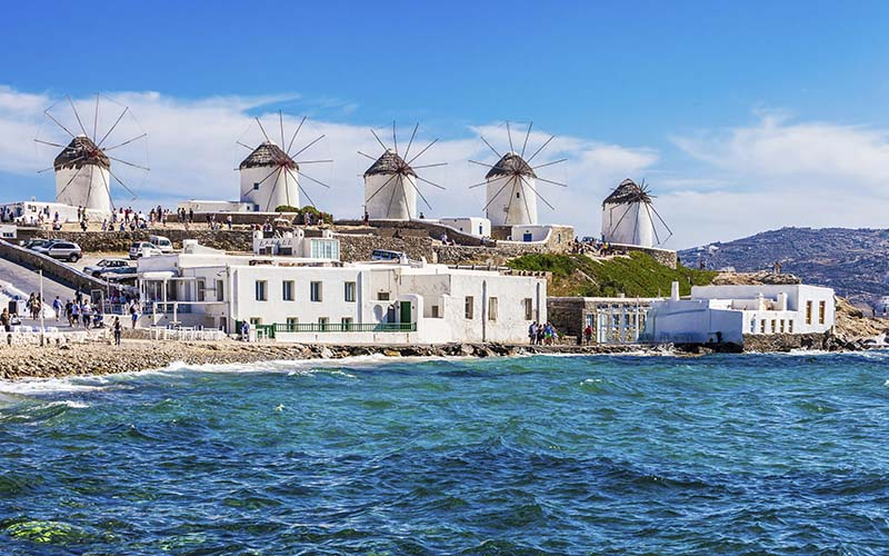 Greece - Mykonos 2