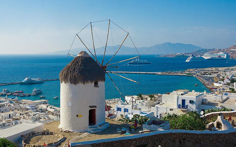 Greece - Mykonos 7