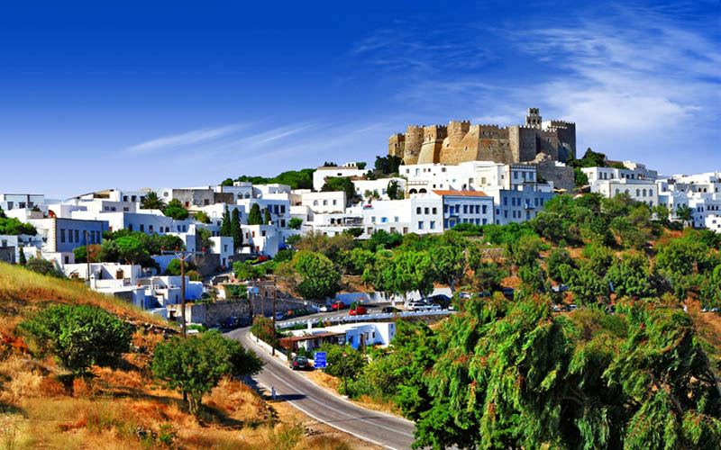 Greece - Patmos 1