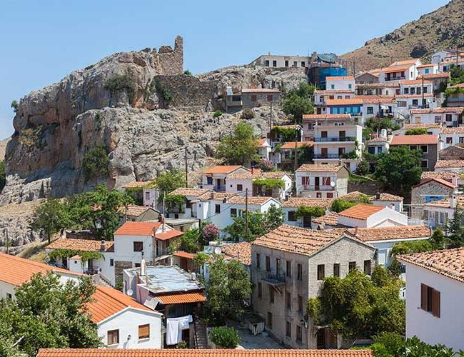 Greece - Samothrace 1