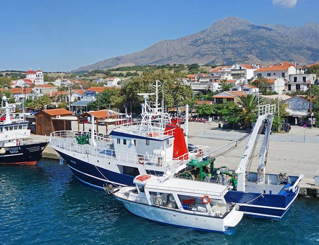 Greece - Samothrace 2
