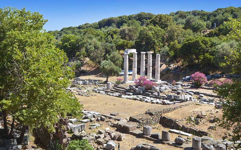 Greece - Samothrace 6