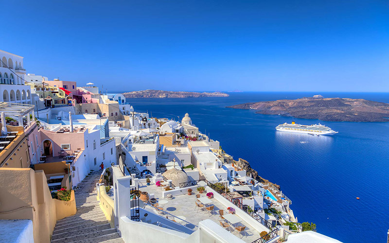 Greece - Santorini 4