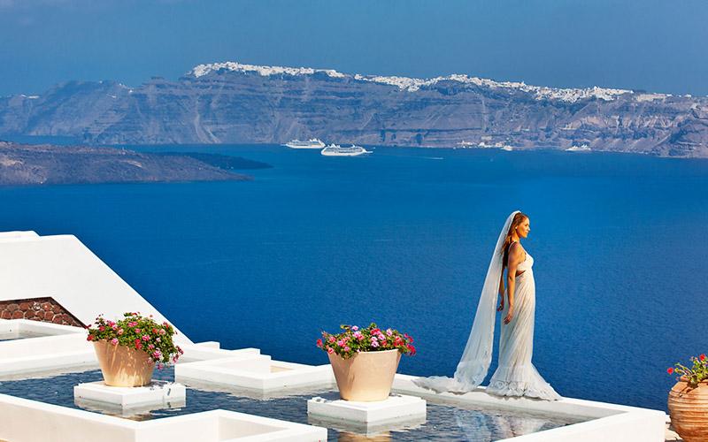 Greece - Santorini Weddings 1