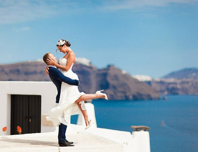 Greece - Santorini Weddings 2