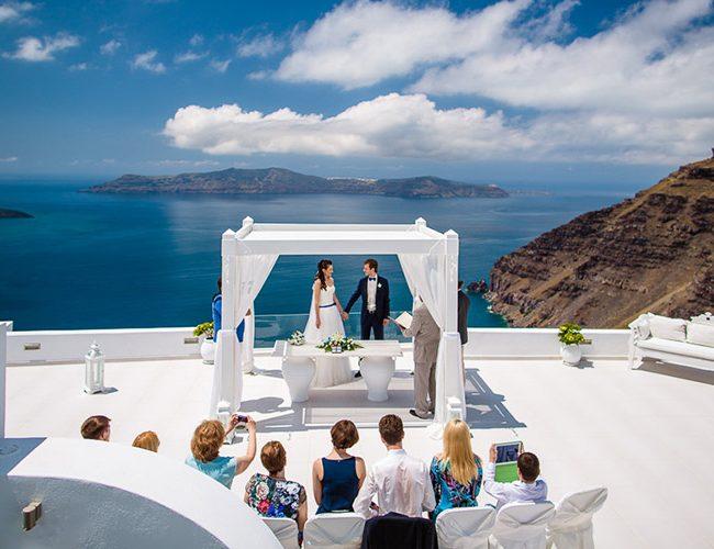 Greece - Santorini Weddings 3